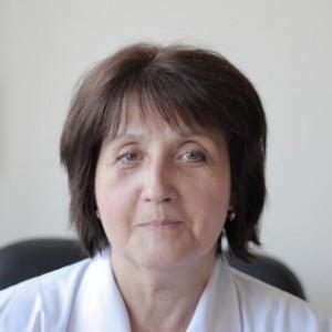 Ипатова Нина Федоровна