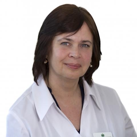 Ушакова Елена Васильевна